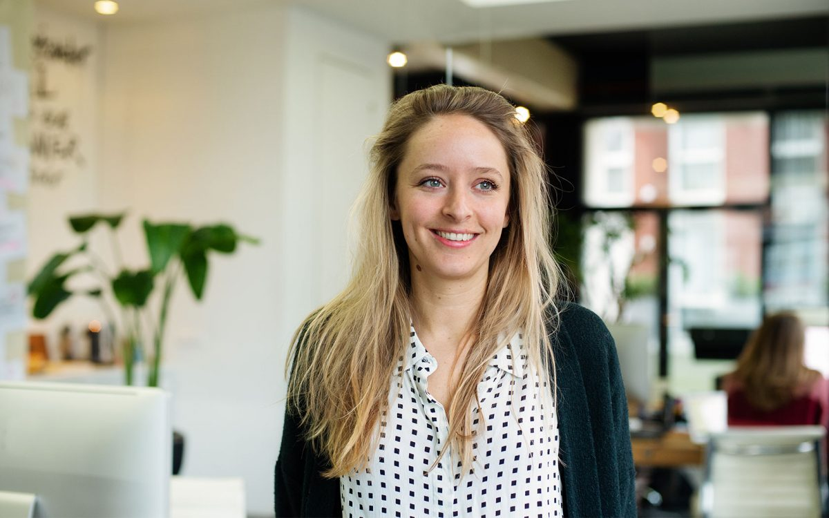 Esmee de Jong - Heldergroen advertising agency Haarlem